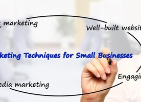 Every Start-up should Know These 4 Small Business Marketing Techniques