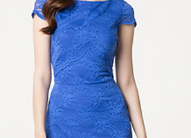 Do you think this dress from Bebe could work for a wedding?