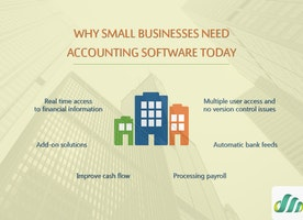 Why small businesses need accounting software today?