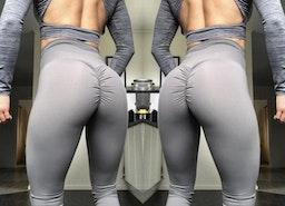 scrunch booty leggings!