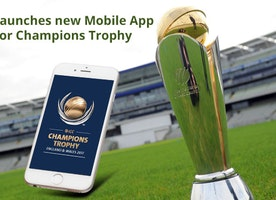 ICC Launches new Mobile App for Champions Trophy