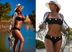 Thalassa Boom Resort Wear - Luxury Swimwear - Designer Cover Ups - Lookbook 32