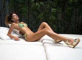 Thalassa Boom Resort Wear - Luxury Swimwear - Designer Cover Ups - Lookbook 35