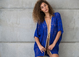 Thalassa Boom Resort Wear - Luxury Swimwear - Designer Cover Ups - Lookbook 39