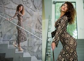 Thalassa Boom Resort Wear - Luxury Swimwear - Designer Cover Ups - Lookbook 46