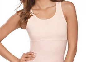 How To Contour Your Body With Sleek Tank Tops