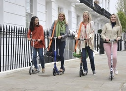 3 Important Thingsto Consider in Buying a Kick Scooter