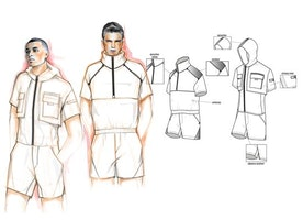 Reebok Takes On The Male Romper With Their Launch Of The 'ReeRomp'