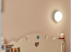A night light that makes motherhood fun