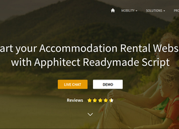 Apphitect Vacation Rental Software