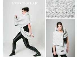 Rocco Wear Handmade Scarves