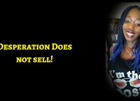 Your Desperation Keeps You Stuck – Surrender To Abundance!