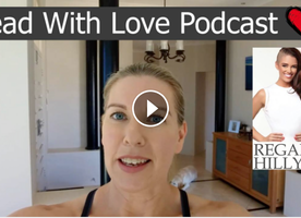 LEAD WITH LOVE PODCAST - Episode 1 Wealth Creation and Abundance with the awe-inspiring Regan Hillyer