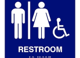 Please wash your hands before stealing my wheelchair.
