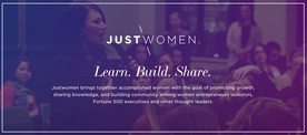 Justwomen: Learn, Build, Share