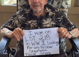 Help This World War II Veteran Find His Shipmates!