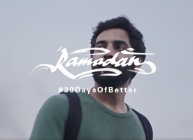 Nubaid's Ramadan – helping a different person every day [video] #30DaysOfBetter