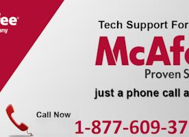 McAfee Antivirus Technical Support via McAfee Antivirus Customer Service Center