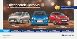 New Car Specials offers and deals from V3 Hyundai, Chennai