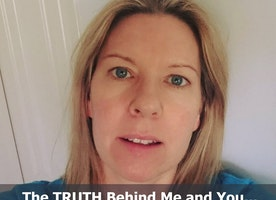 TIME TO GET HONEST WITH YOURSELF, BEAUTIFUL… The Truth behind Me and YOU…