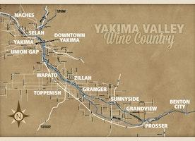 Glamping, Art and Wine Itineraries in Yakima Valley Washington