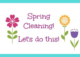 Last Minute Spring Cleaning Tips