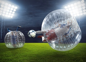 How Is Bubble Soccer Becoming Everyone's Favorite Recreational Sport?