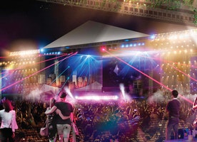 New Governors Island Venue HRBR Project Releases Its Summer Music Lineup