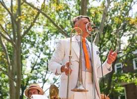 THE 12th ANNUAL JAZZ AGE LAWN PARTY RETURNS TO GOVERNORS ISLAND