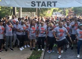 Atlanta 5k Run
