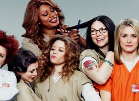 Who's watching?: Orange Is the New Black season 5
