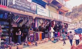 In the Marketplace of McLeod Ganj, India #SpiritJourney
