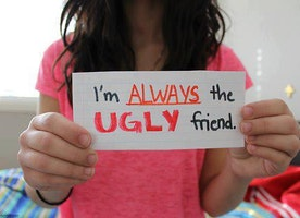 What Being the Self-Appointed Ugly Friend Taught Me about Confidence