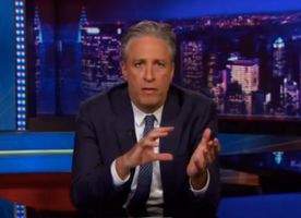 Jon Stewart States the Truth in Compelling Charleston Speech