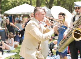 On The Scene: The 12th Annual Jazz Age Lawn Party