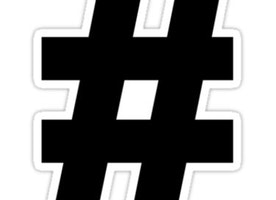 Hashtag* Pound* Number* X and Os* - Symbol Or Icon? Which Is Right?