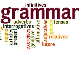 How Do You Correct Your Grammar In The Thesis?
