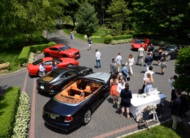 RAND LUXURY Hosts Private British Luxury Brunch With Miller Motorcars