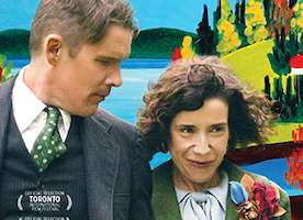 "The Pollyanna Pluck of Sally Hawkin's Tour de Force Performance in ""Maudie"""
