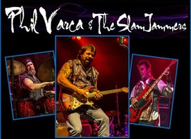 Phil Varca & The SlamJammers  Bring Their Passionate Rockin' Blues  To Stages Across NY And Beyond