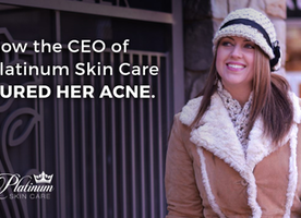How a Small Business Owner Wanted to Disrupt the Skin Care Industry