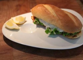 How to Make a Whitefish Sandwich