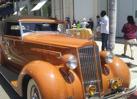 The Concours d'Elegance:  A Beverly Hills Tradition