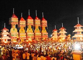 Chettikulangara Kumbha Bharani Festival in Kerala | Gogeo Holidays