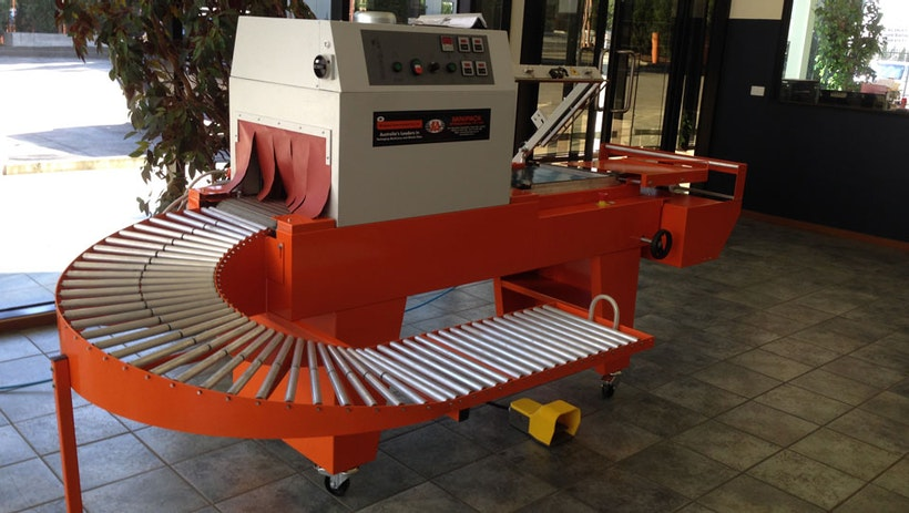 All About Pallet Wrapping Machine
