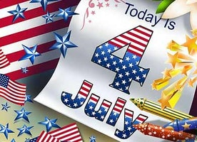 Happy 4th of July Wishes 2017 – US Independence Day Wishes | Fourth of July Wishes 2017