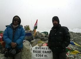 Jiri to Everest Base Camp Trekking