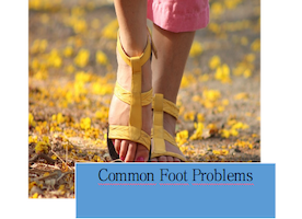 Common Foot Problems