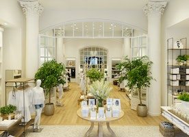 The White Company Expands Internationally With Store In New York City