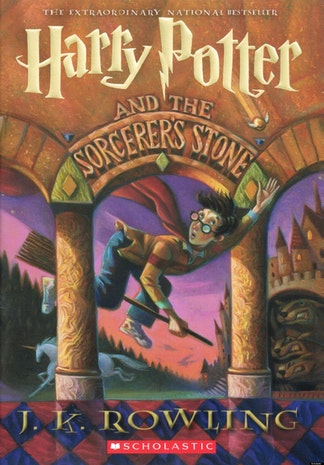 Harry Potter Books as Clickbait Articles